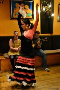 01.Flamenco in Malaga